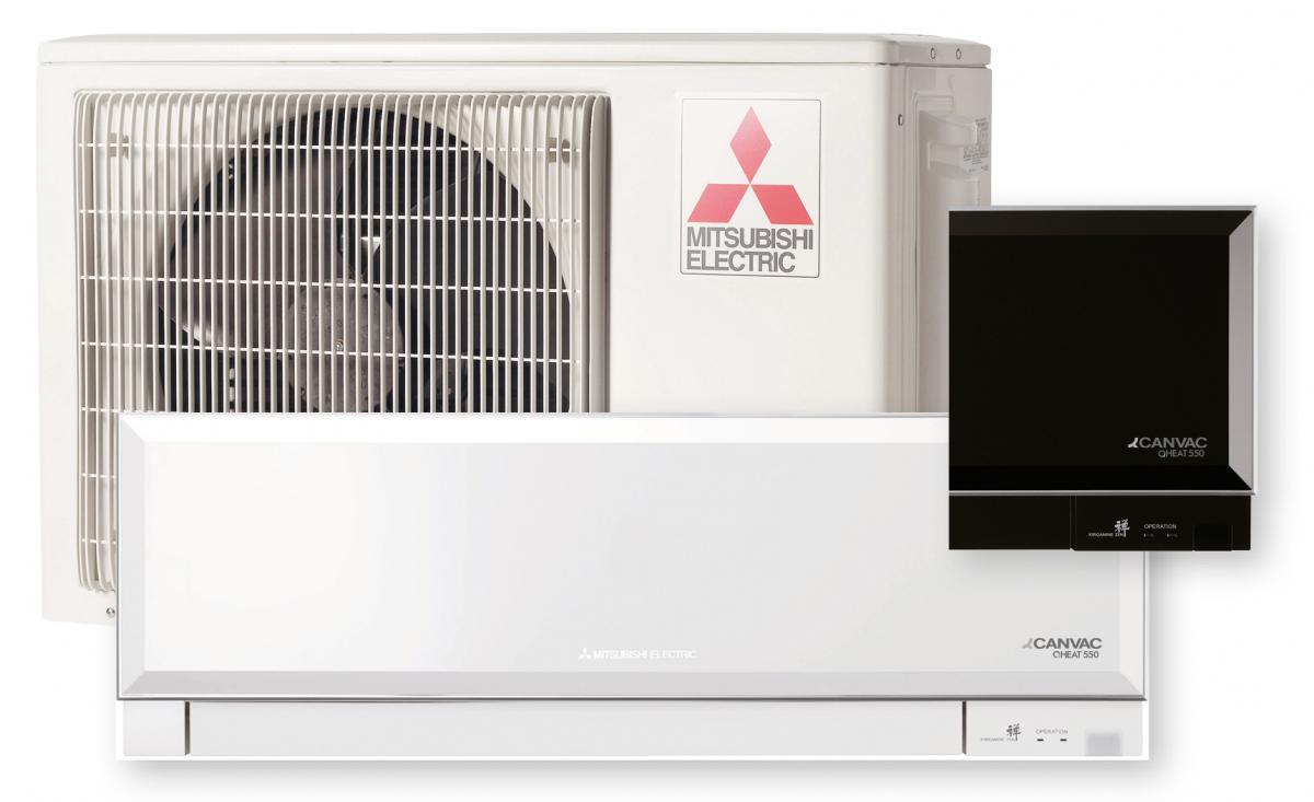 Mitsubishi, Borås Klimatteknik AB   Allt inom värme