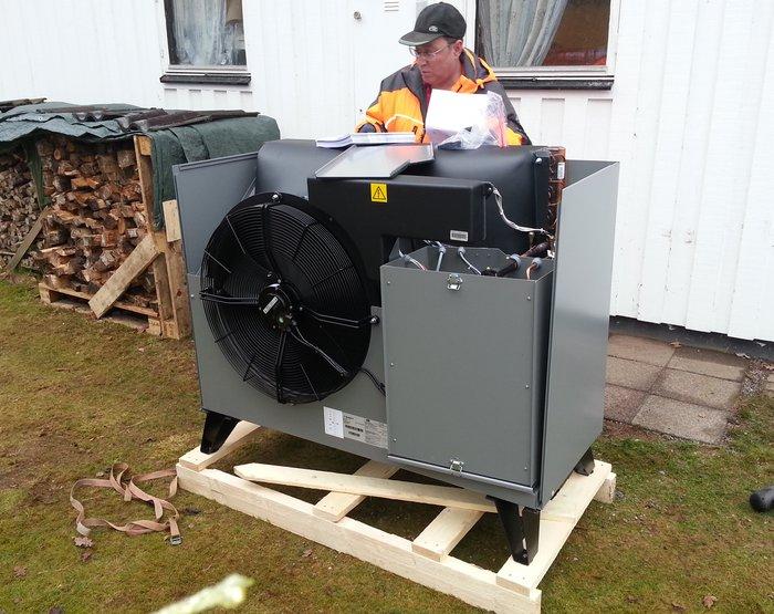 Kända Borås Klimatteknik AB | Allt inom värme BX-87